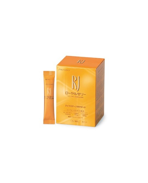 SHISEIDO RJ (Royal Jelly) 1.5гр х 30 пакетов