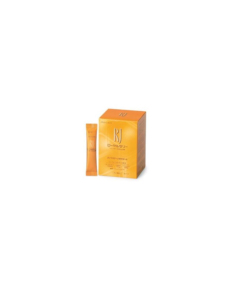SHISEIDO RJ (Royal Jelly) 1.5гр х 30 пакетов