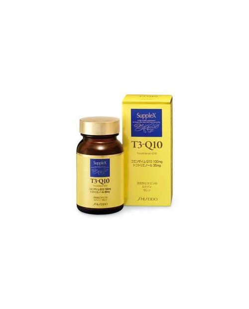 SHISEIDO SuppleX T3-Q10  90 таблеток