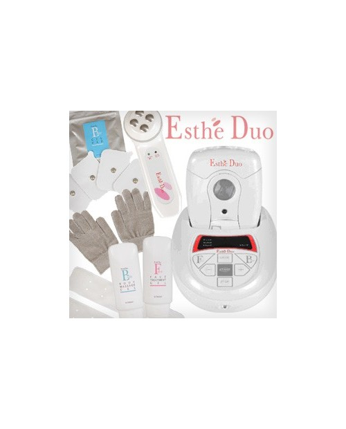 ESTHE DUO Base + ESTHE DUO Face Kit + ESTHE DUO Body Kit