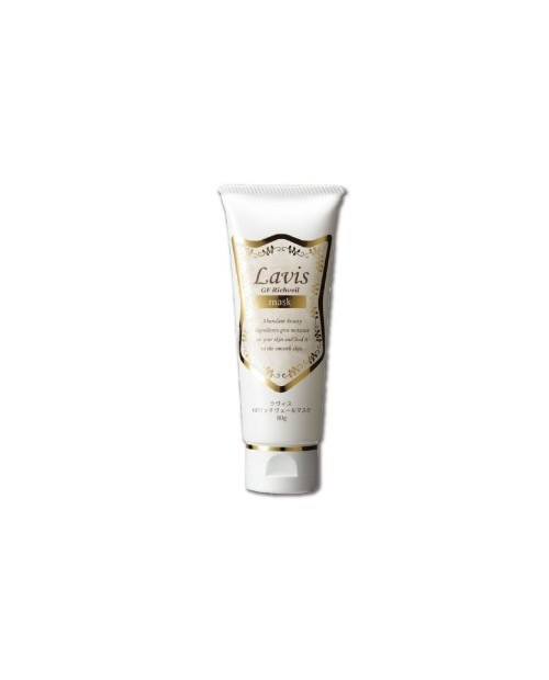 Lavis GF Richveil  mask 80g (after dermoroller use)