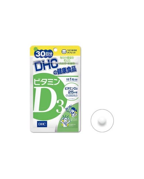 DHC витамин D3 на 30 дней
