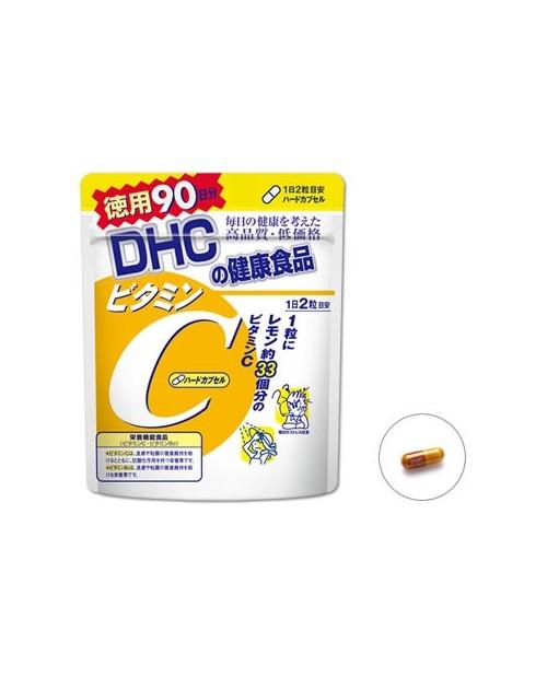 DHC витамин С на 90 дней