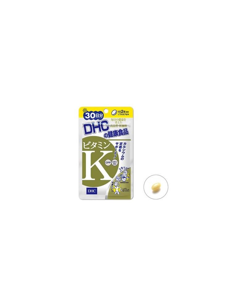DHC витамин K на 30 дней