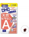 DHC натуральный витамин  A на 30 дней