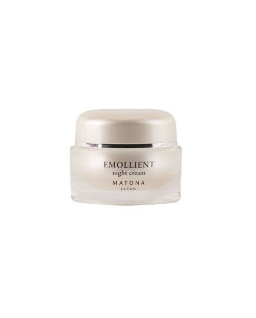 MATONA EMOLLIENT night cream 30g