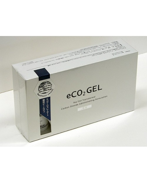 eCO2 GEL BC  (Carbon Dioxide Pack) oil free 1box ( 5 sets)