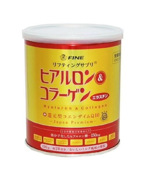 FINE Hyaluron & Collagen