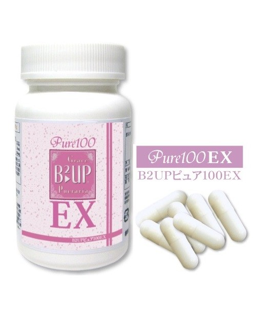 Crace B2UP Pueraria Pure 100 EX