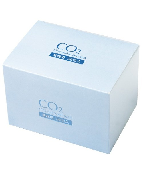 CO2 One Quick Gel Pack x36