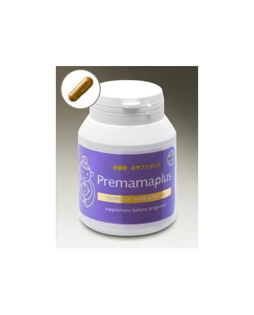 "Premama Plus supplement before peagnancy (препарат "" Хочу быть мамой"")"