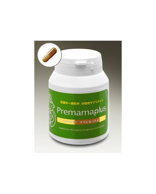"Premama Plus supplement throughout pregnancy and lactation (""Я стала мамой"")"