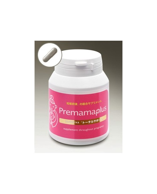 Premama Plus supplement throughout pregnancy (Total Surpport)