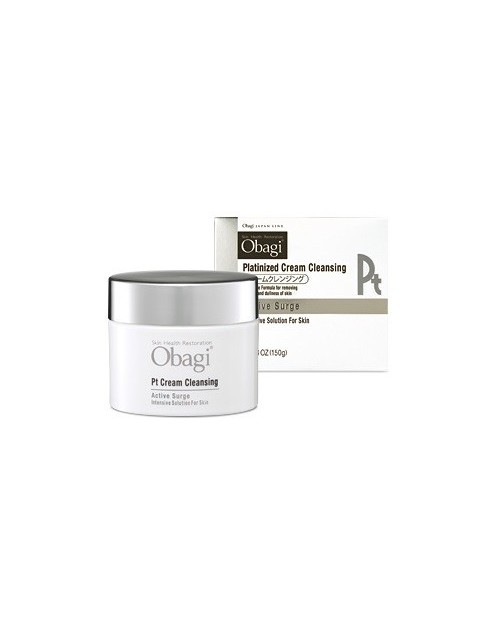 Obagi Active Surge Platinized Cream Cleansing