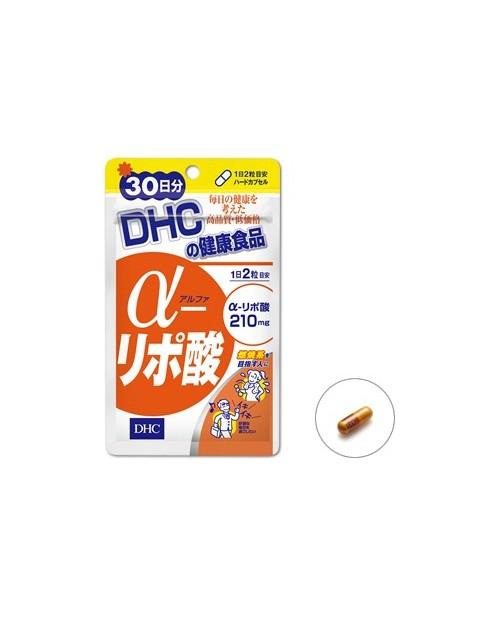 DHC α-Lipoic Acid 30 days