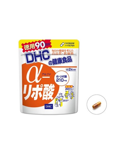 DHC α-Lipoic Acid 90 days