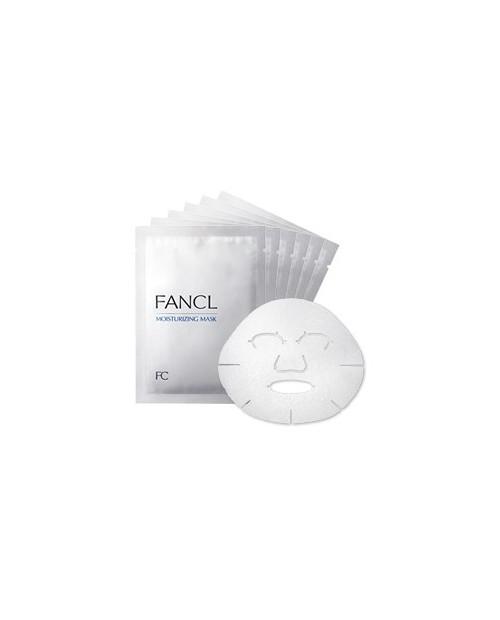 FANCL Moisturizing Mask (увлажняющая маска 19мл. х6шт.)