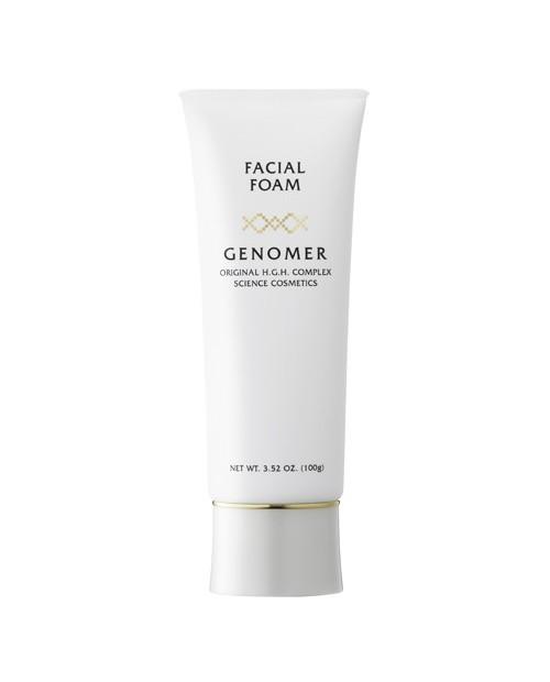 GENOMER Facial Foam (очищающая пенка для лица)