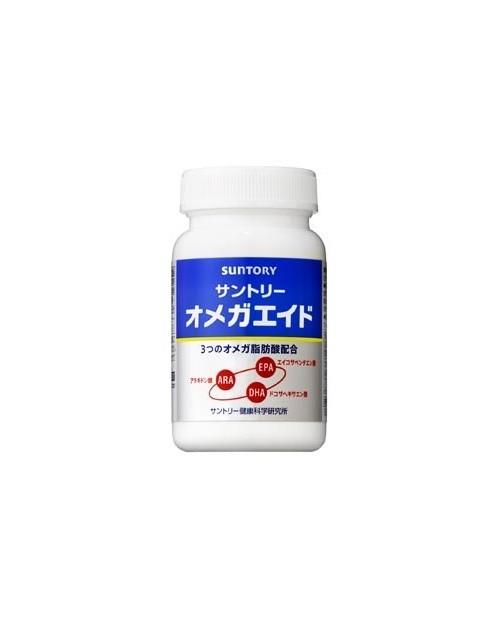 Suntory Omega Aid (DHA,EPA, ARA -omega 3, omega 6)