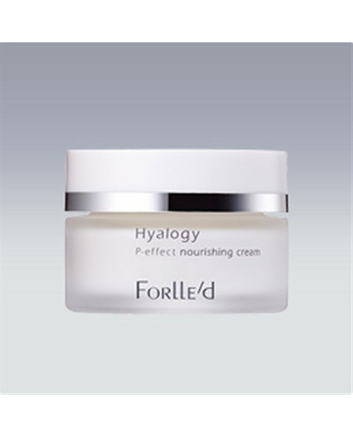 Hyalogy P-effect nourishing cream (Питательный крем) 40g