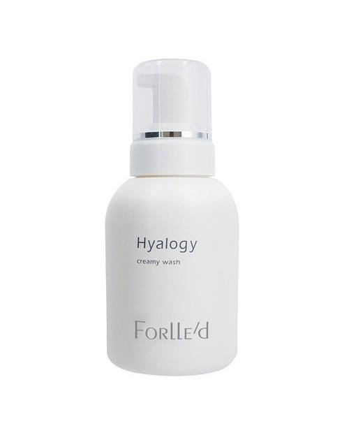 Hyalogy Creamy Wash (Очищающий мусс для чувствительной кожи) 150ml
