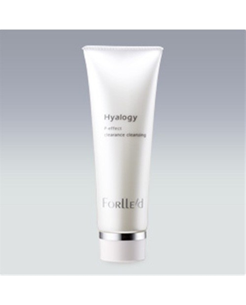 Hyalogy P-effect clearance cleansing 125g