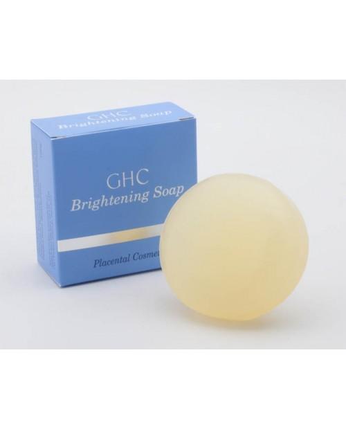 GHC Brightening Soap  плацентарное мыло