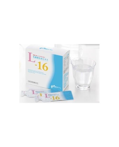 Lactis - усовершенствованный препарат Lactis - экстракт из молочно-кислых бактерий L -16