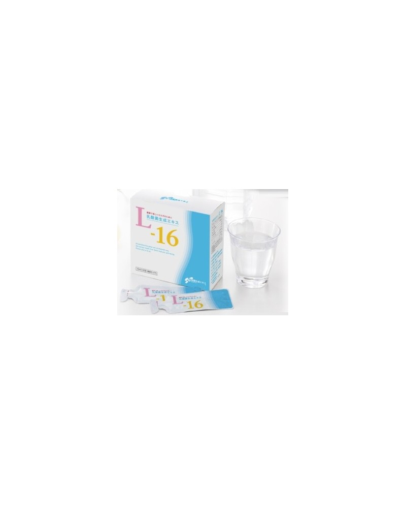 усовершенствованный препарат Lactis - экстракт из молочно-кислых бактерий L -16