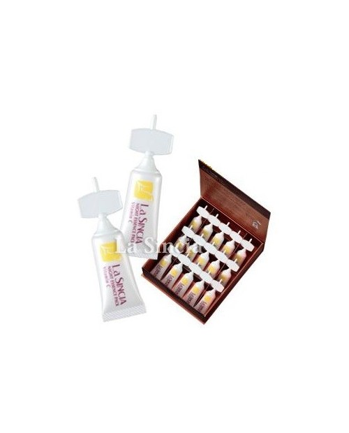 La Sincere La Sincia Night Essence Pack Vitamin C