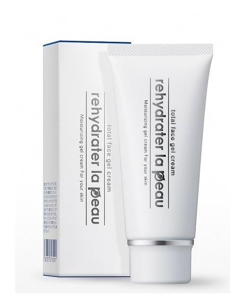 Zeal REHYDRATER LA PEAU AT Total Face Gel Cream Z тотальный гель-крем для ухода за атопической кожей