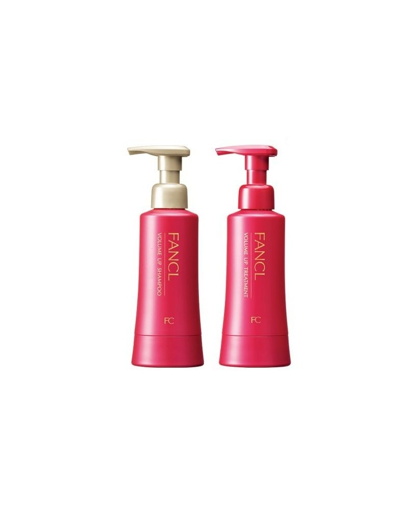 Fancl Volume up Shampoo and Treatment набор шампунь и кондиционер для объема волос