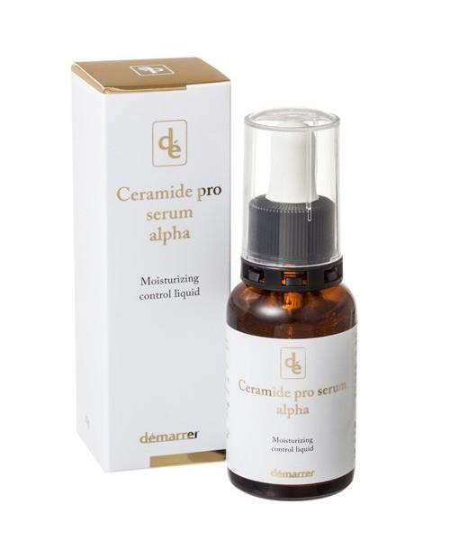Demarrer Ceranide Pro Serum Alhpa Moisturaising Concentrate Liquid - увлажняющая сыворока