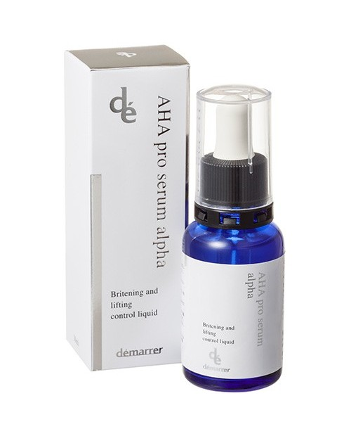 Demarrer AHA pro serum alpha Brightening and lifting control liquid - осветляющая и лифтинговая сыворотка