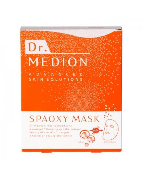 Dr. MEDION SPAOXY Mask/  Маска для лица SPAOXY 3 шт