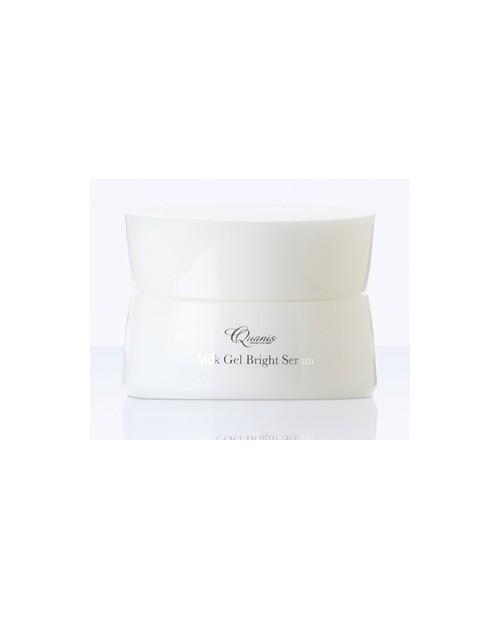 Quanis Milk Gel Bright Serum Гель-сыворотка для сияния кожи