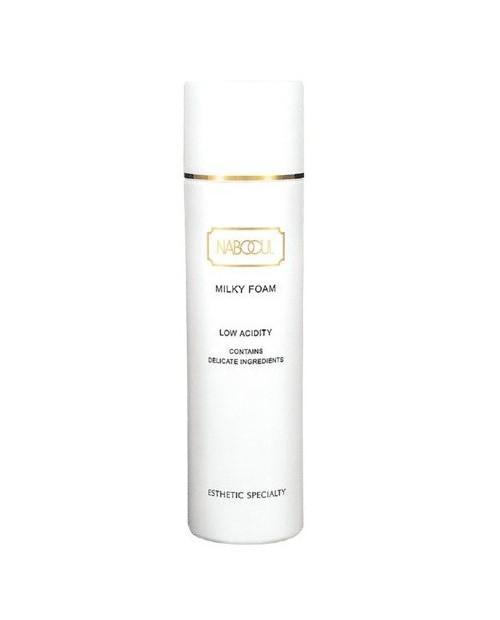 NABOCUL Milky foam/ Молочная пенка для очищения лица и области декольте 215ml