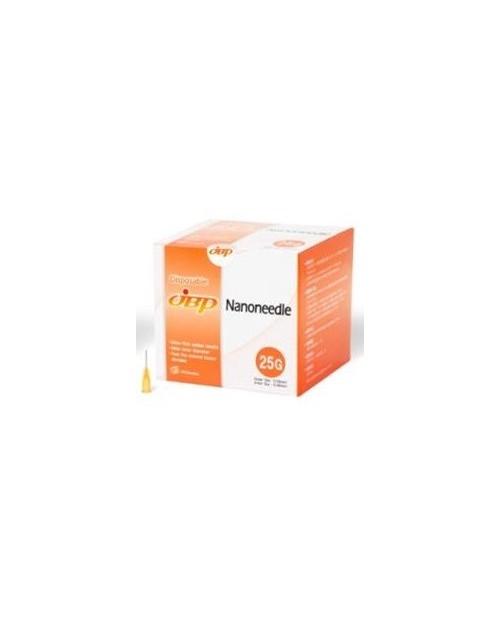 JBP Nanoneedle 25G-100pcs/ JBP Наноиглы 25G- 100штук