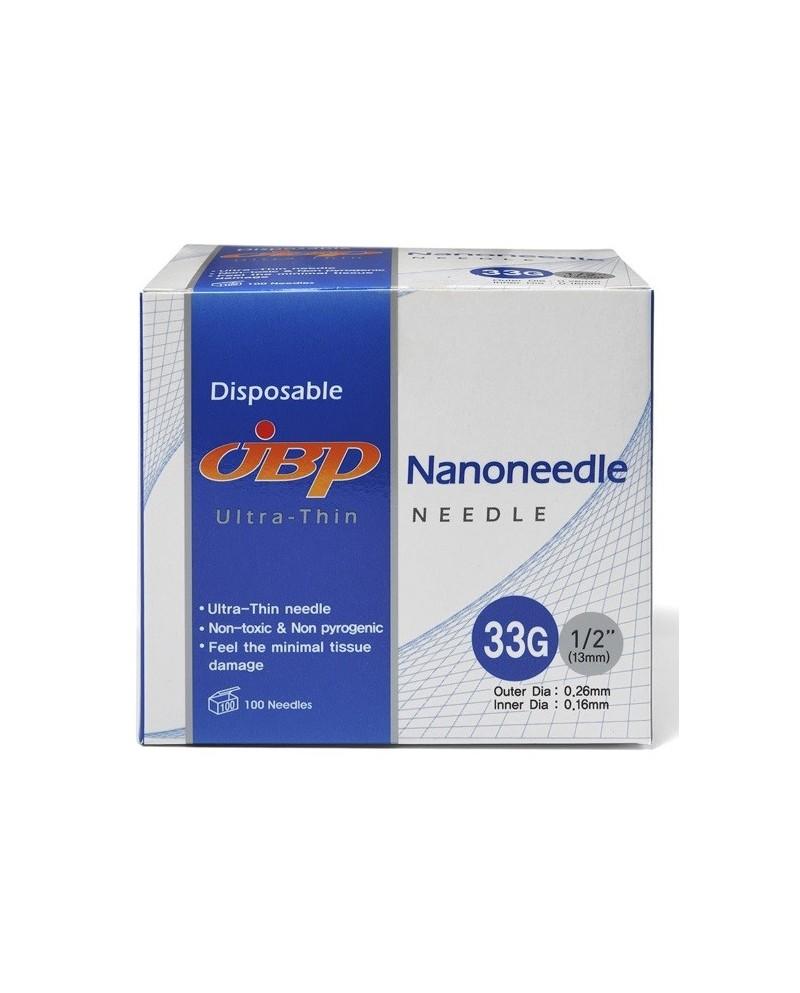 JBP Nanoneedle 33G-100psc/ JBP Наноилы 33G -100 штук