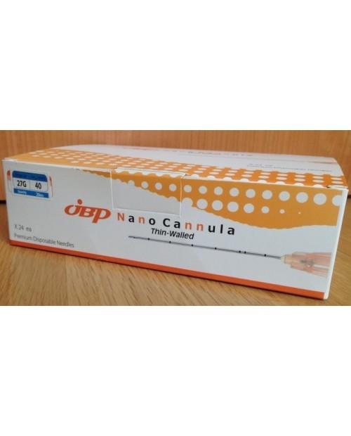 JBP Nanocannula- 24pcs/ JBP Наноканюли - 24 штуки