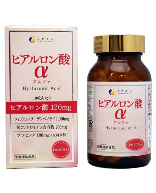 FINE Hyaluronic acid α (Гиалуоновая кислота альфа)
