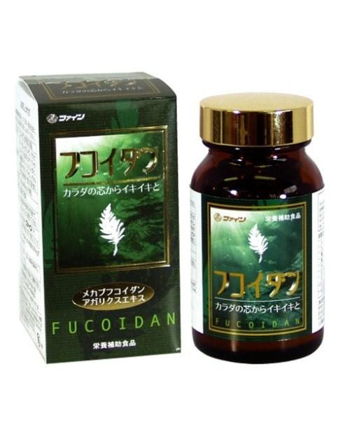 FINE Fukoidan (Фукоидан с витаминами)
