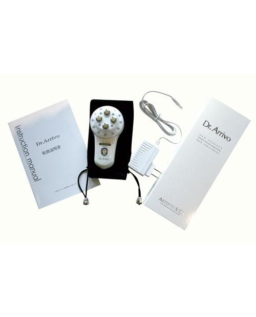 Dr. Arrivo- портативный аппарат для электропорации и безъинекционной мезотерапии