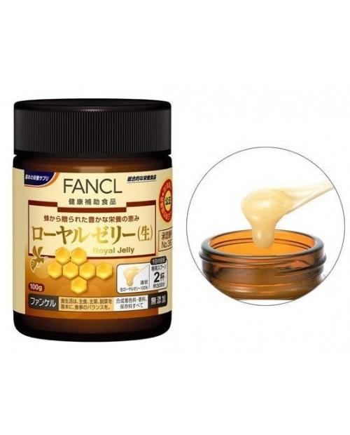 Fancl Royal Jelly liquid/ Маточное молочко желе 100 г