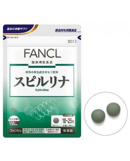 Fancl Spirulina/ Спирулина 30~75 дней