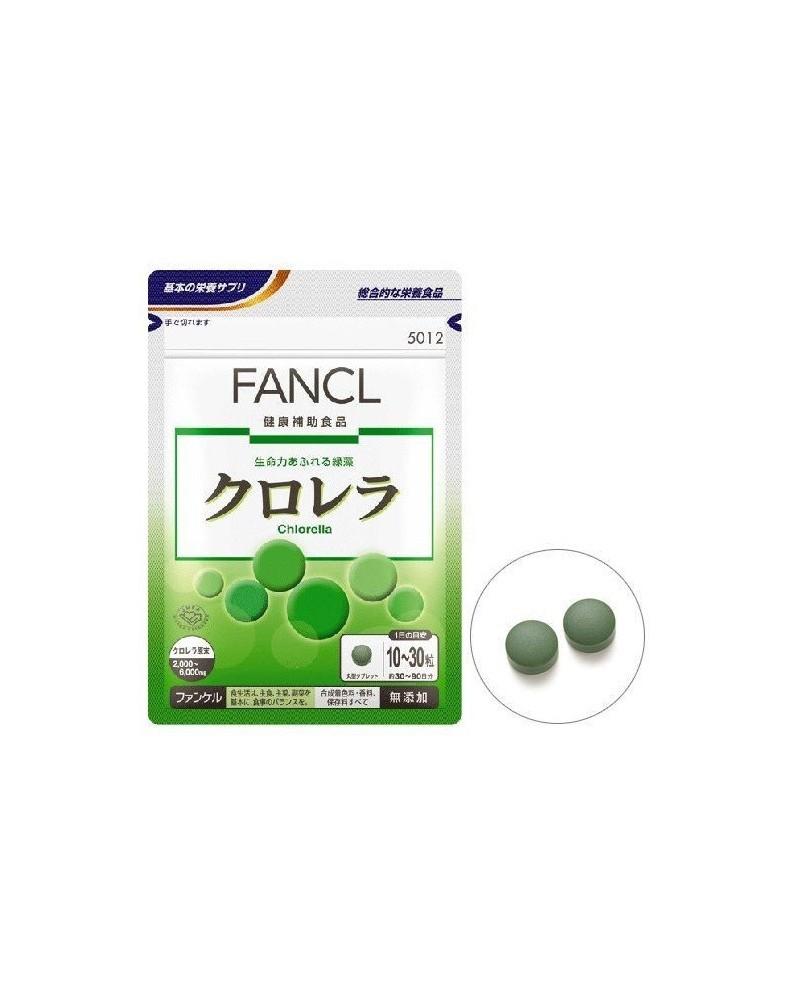 Fancl Chlorella/ Хлорелла на 30~90 дней
