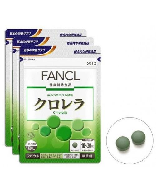 Fancl Chlorella/ Хлорелла на 90~270 дней
