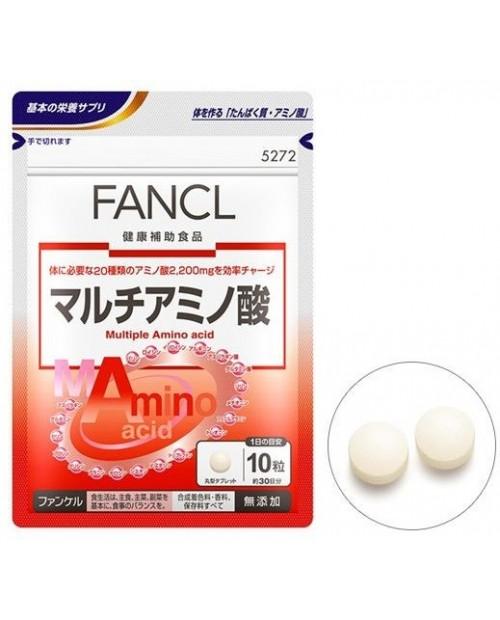 Fancl Multi-Amino Acid/ Мультиаминокислоты на 30 дней