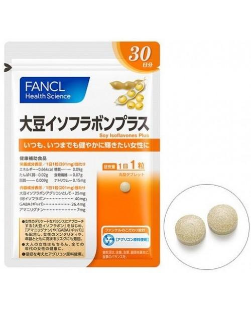 Fancl Soy Isoflavones Plus/ Соевые изофлавоны для продления женской молодости на 30 дней