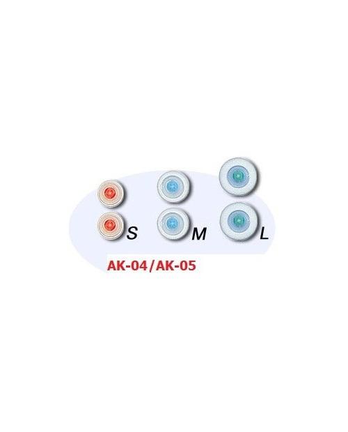 OMRON Ear Chip AK-04/AK05 чипы для слухового аппарата OMRON AK-04/OMRON AK-05